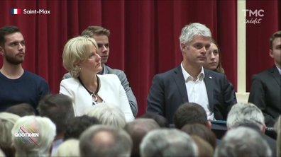 Laurent Wauquiez peut toujours compter sur le soutien de Nadine Morano