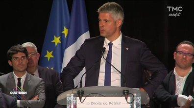 Laurent Wauquiez proche des idées du FN ?