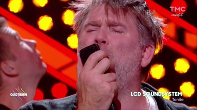 "LCD Soundsytem : ""Tonite"" en live sur Quotidien"