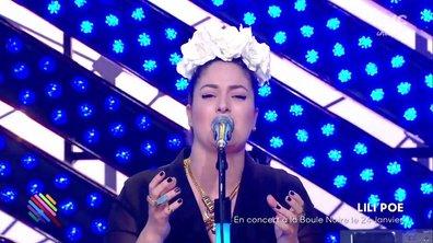 """Lili Poe - """"Echo"""" en live sur Quotidien"""
