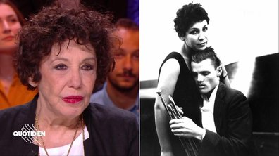 Liliane Rovère revient sur son histoire d'amour avec Chet Baker