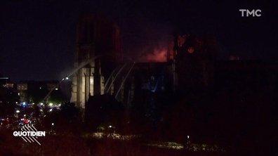 La très longue nuit de la cathédrale Notre-Dame