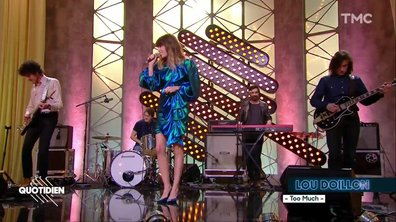 "Lou Doillon : ""Too Much"" en live pour Quotidien"