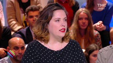 Louison, la dessinatrice qui a suivi François Hollande le soir du premier tour