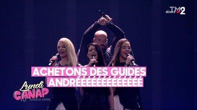 Lundi Canap : le débrief de l'Eurovision