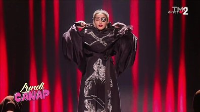 """Lundi Canap : fail de Madonna, chansons à """"textes"""", on débriefe l'Eurovision"""