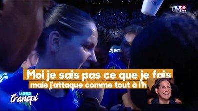 Lundi Transpi : les Bleues championnes d'Europe