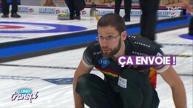 Lundi Transpi : Champion de curling