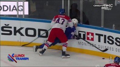 Lundi transpi : Championnats du monde de hockey et grosse bagarre
