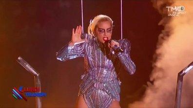 Lundi transpi  - Lady Gaga a survolé le Super Bowl