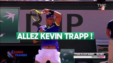 Lundi transpi : Roland Garros, c'est fini !