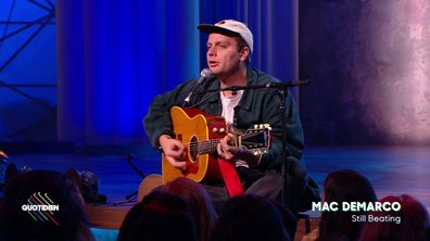 "Mac DeMarco : ""Still Beating"" en live sur Quotidien (Exclu web)"