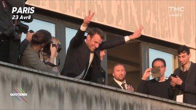 Macron 2017 : la compil' du président