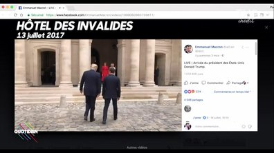 Macron accro au Facebook Live