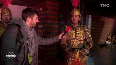 Macron en Chine : le débrief' complet