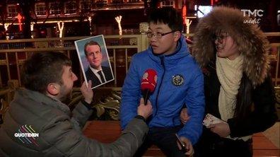 Macron en Chine : le débrief' de la première journée