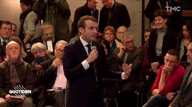 Macron face aux gilets jaunes : a-t-il convaincu ?