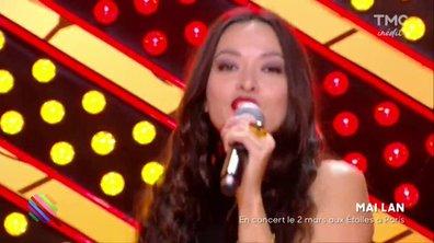 """Mai Lan - """"Vampire"""" en live dans Quotidien"""