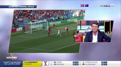 Valls commente le foot...
