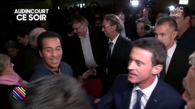 Manuel Valls, un premier meeting tout Doubs