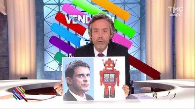 Manuel  Valls : une vraie machine