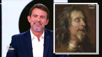 """Manuel Valls : """"un bouc"""" émissaire !"""