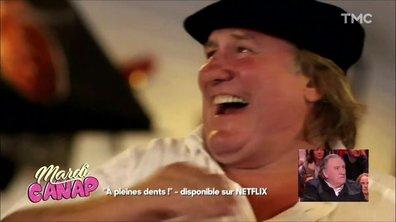 Mardi Canap' : « A pleines dents », la série documentaire 100% cholestérol avec Depardieu
