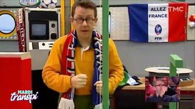 """Mardi Transpi : le debrief """"pas sorcier"""" de France-Islande"""