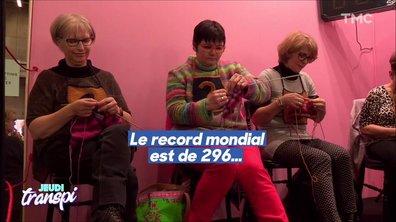 Mardi Transpi : Etienne Carbonnier se met au tricot