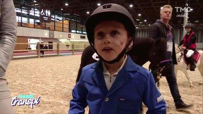 """Mardi Transpi : """"J'peux pas j'ai poney"""""""