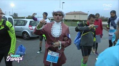 Mardi Transpi :  on trinque au marathon