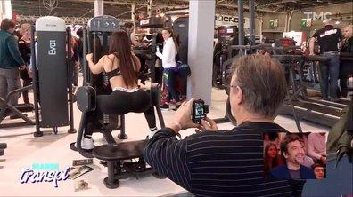Mardi transpi : le salon du Fitness