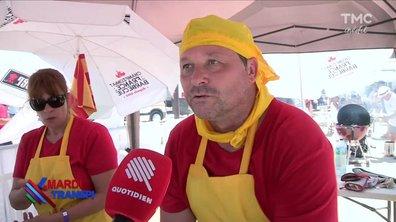"Mardi transpi : avec les ""Smoking Cochons"" aux championnats de France de barbecue"