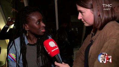 """Marine Le Pen en visite auprès d'un étrange """"Collectif des Africains"""""""