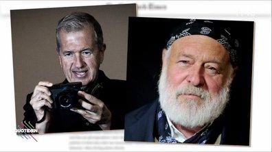 Le 20H Medias : Mario Testino et Bruce Weber mis en cause pour harcèlement sexuel