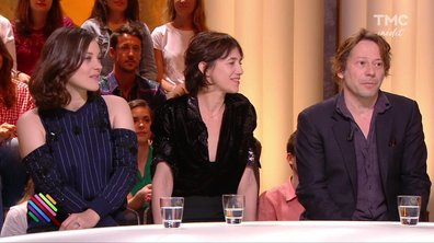 """Marion Cotillard, Charlotte Gainsbourg, Mathieu Amalric :""""Les fantômes d'Ismaël"""""""