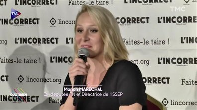 Marion Maréchal : un retour à point nommé