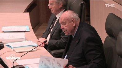 Marseille : pour son retour en conseil municipal, Jean-Claude Gaudin choisit son public