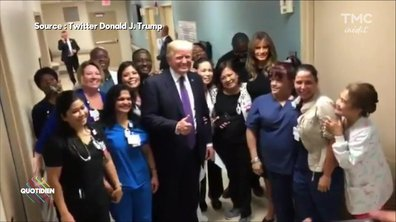 Martin Weill à Las Vegas : Donald Trump, shoot again ?