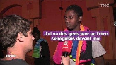 Martin Weill à la rencontre des esclaves sénégalais de Libye