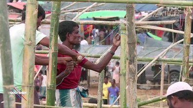 Martin Weill : La crise des Rohingyas