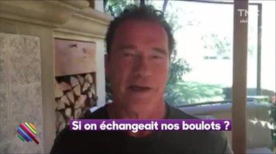 "Martin Weill - Schwarzenegger à Trump : ""Et si on échangeait nos jobs ?"""