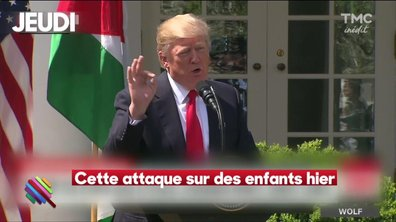 Martin Weill :  Trump joue les shérifs incendiaires à l'international