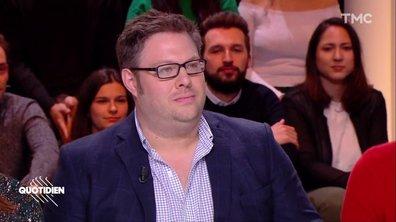 """Invité : Mathieu Bock-Côté, sociologue québécois pour """"L'Empire du politiquement correct"""""""