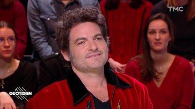 Invité : Matthieu Chedid pour « Lettre infinie »
