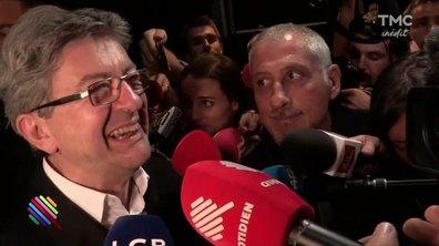 Mélenchon élu à Marseille : larmes de joie pour le chef de file des Insoumis