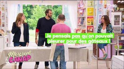 Mercredi Canap' : On pleure pour des gâteaux sur M6