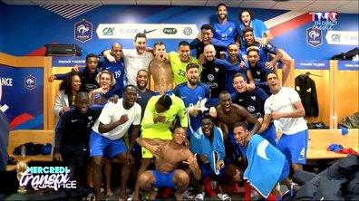 Mercredi Transpi' : Allez les Bleus