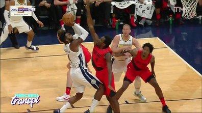 Mercredi Transpi : la NBA