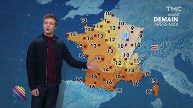La météo du 17 février par Rod Paradot
